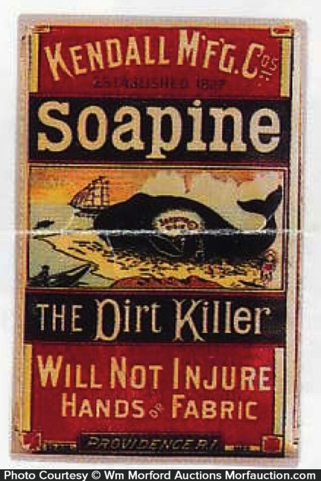 Soapine Dirt Killer Box