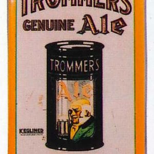 Trommer's Ale Sign