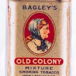 Old Colony Tobacco Tin
