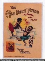 Gold Dust Twins Booklet