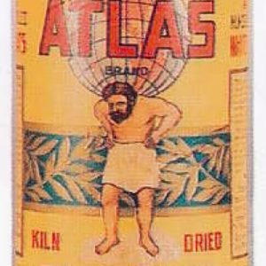 Atlas Oats Box