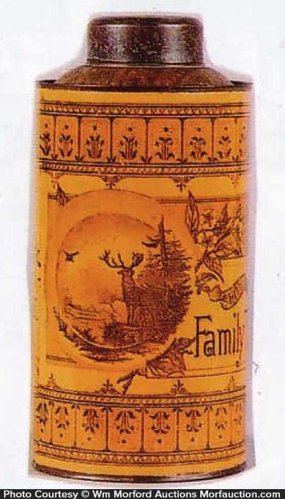 Family Tea Tin