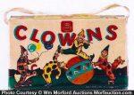 Nabisco Clowns Cookie Box