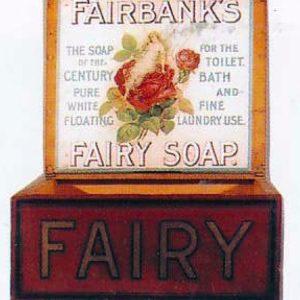 Fairbank's Fairy Soap Box