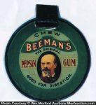 Beeman's Gum Watch Fob