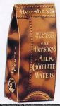 Hershey's Chocolate Wafers Box