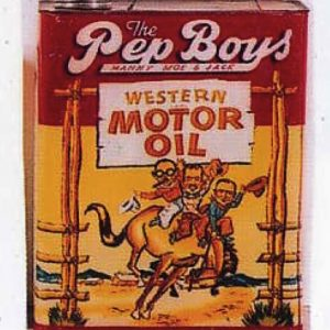 Pep Boys Western Oil Can
