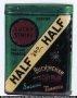 Half & Half Tobacco Sample Tin