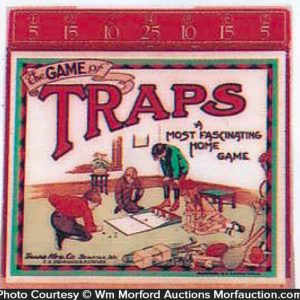 Traps Golf Game