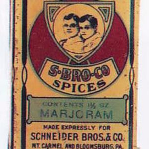 S-Bro-Co Spice Tin