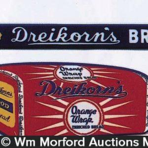Dreikorn's Bread Door Push Set