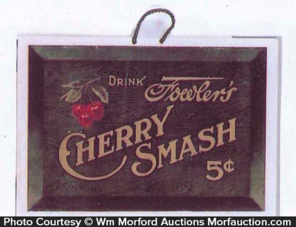 Cherry Smash Sign