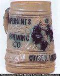 Crystal Spring Brewing Co. Mug