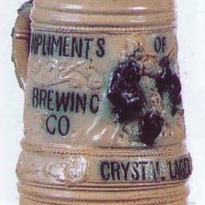 Crystal Spring Brewing Co. Mug