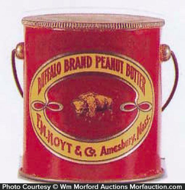 Buffalo Brand Peanut Butter Pail