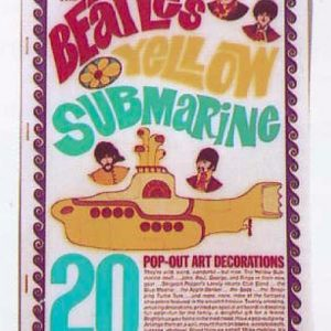 Beatles Art Decorations