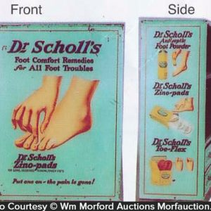 Dr. Scholl's Display