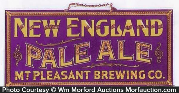 New England Pale Ale Sign