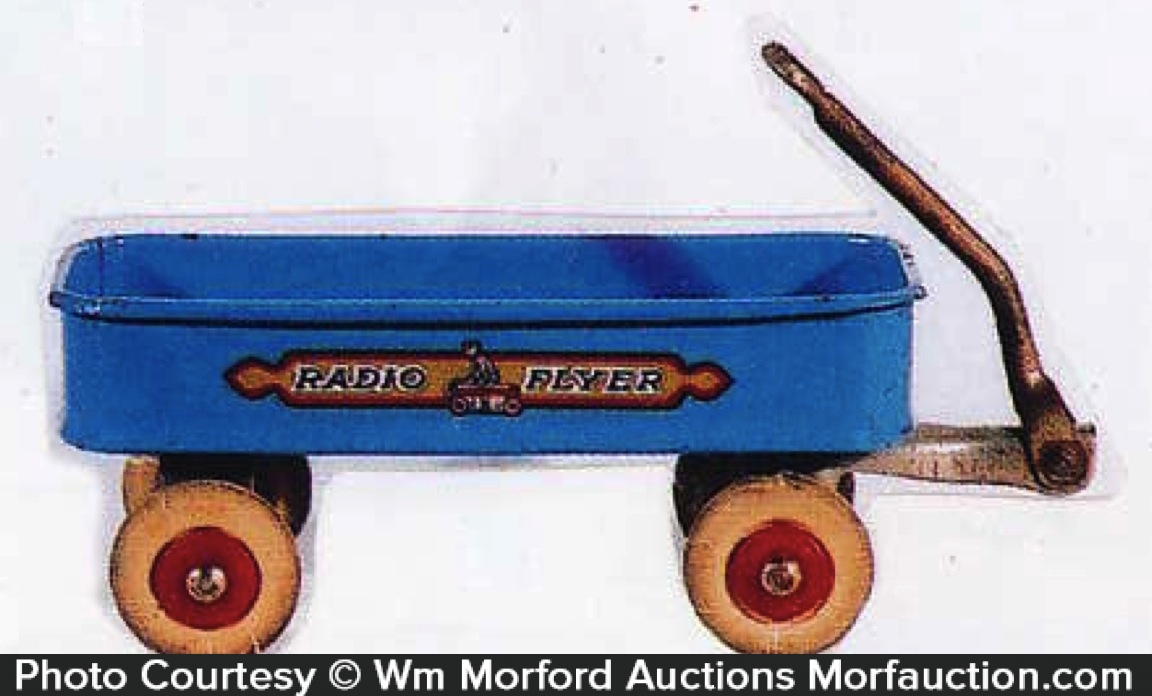 Radio Flyer Miniature Wagon