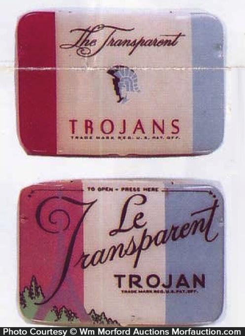 Le Transparent Trojan Tin