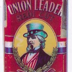 Union Leader Tobacco Tin