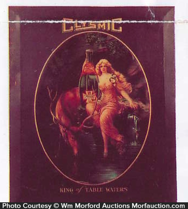 Clysmic Table Water Sign