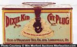 Dixie Kid Tobacco Tin