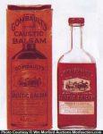 Gombault's Caustic Balsam Bottle