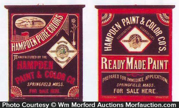 Hampden Paint Signs