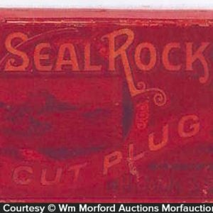 Seal Rock Tobacco Tin