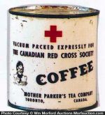 Mother Parker Coffee Can
