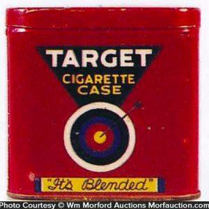 Target Cigarette Case