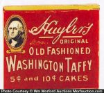 Washington Taffy Tin