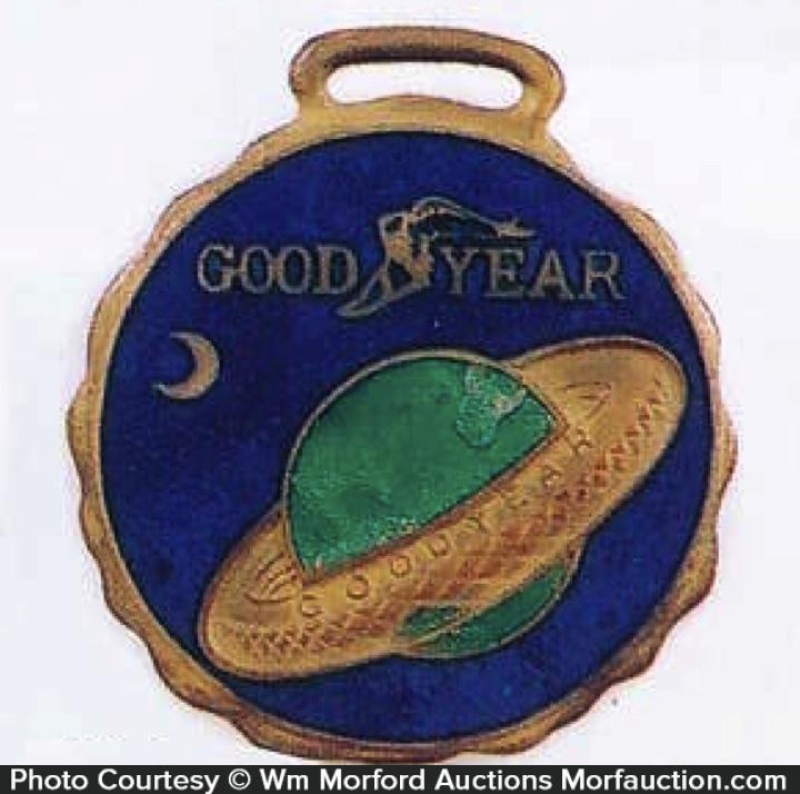 Good Year Fob