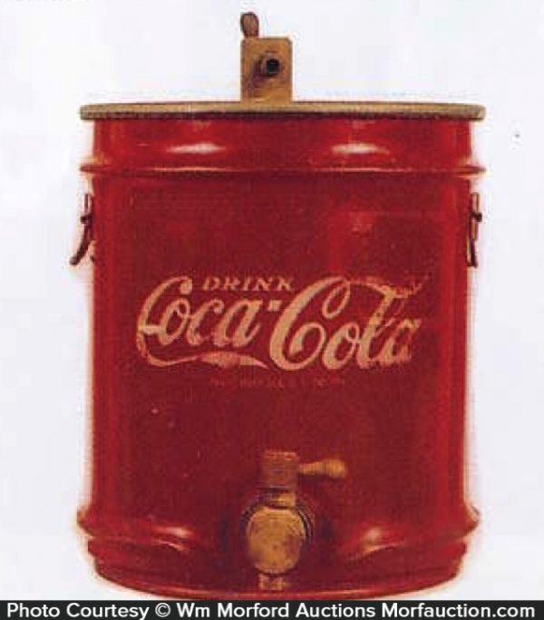 Coca-Cola Keg
