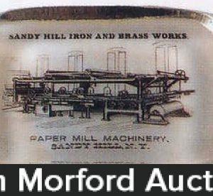 Vintage Advertising Paperweights
