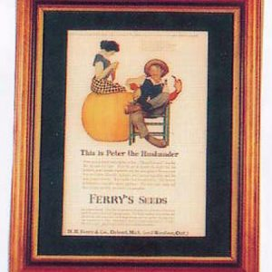 Ferry Seed Peter Pumpkin Eater Ad