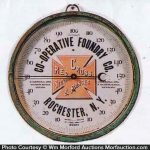 Red Cross Stoves Thermometer