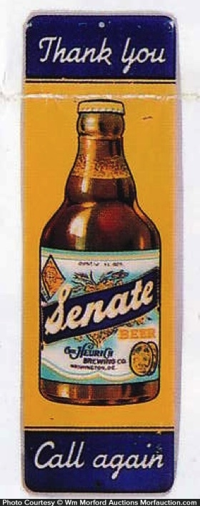 Senate Beer Door Push