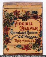 Virginia Creeper Tobacco Tin