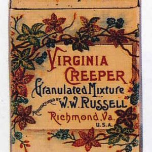 Virginia Creeper Tobacco Tin