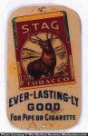 Stag Tobacco Door Push