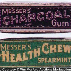 Messer's Gum Tins