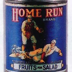 Home Run Fruit Tin