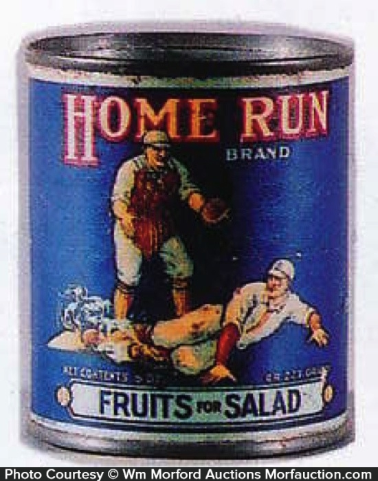 Home Run Fruit Tin