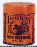 Jockey Hoof Ointment Tin