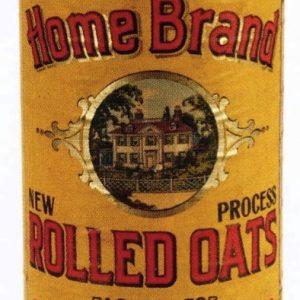 Home Brand Oats Box