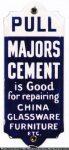 Majors Cement Door Push