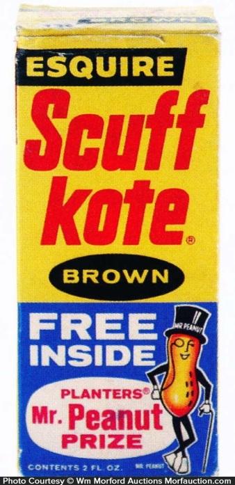Planters Scuff Kote Box