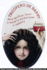 Tricofero De Barry Hair Mirror
